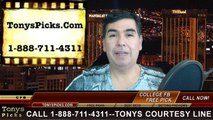 Boise St Broncos vs. San Diego St Aztecs Free Pick Prediction NCAA College Football Odds Preview 11-15-2014
