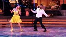 Carlton du Prince de Bel Air danse la Carlton Dance dans le Danse avec les Stars américains!