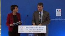 [ARCHIVE] La modernisation des métiers : conférence de presse