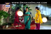 Main Bushra Episode 10 on Ary Digital in High Quality 13th November 2014 - DramasOnline