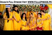 Main Bushra Episode 10 -  13th November 2014