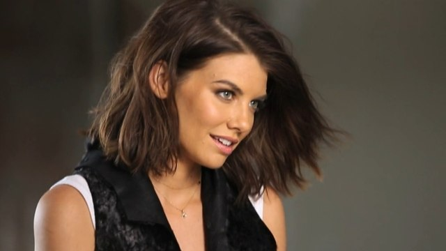 Lauren Cohan Never Thought 'The Walking Dead' Would Be So Popular!