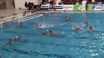 Waterpolo, great gol by Peisson (FRA)