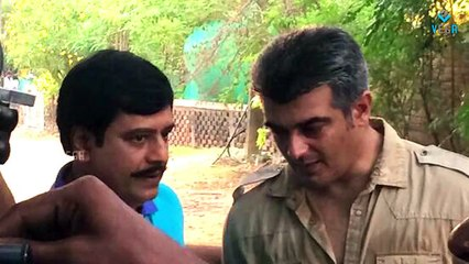 Vivekh in the Same League as Ajith   Latest Tamil Film News