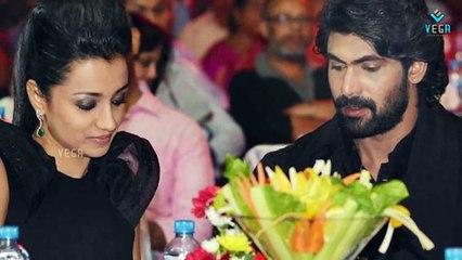 Trisha Dejected After Break-Up With Rana?   Latest Tamil Film News