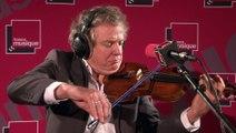 Didier Lockwood : improvisation | Le live de la matinale