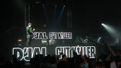 Cut killer - B.Box   Clermont Ferrand