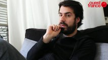 Simon Astier, créateur et réalisateur de la série Hero Corp