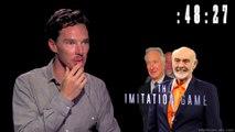 Les imitations de Benedict Cumberbatch