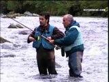 PÊCHE : Leçon de pêche avec Pierre Sempé