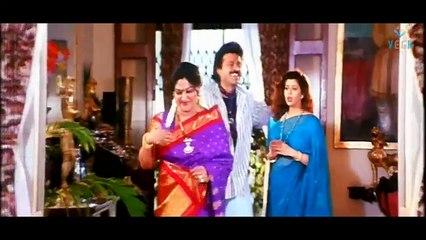 Enga Oor Singam Movie - Venkatesh & Nagma Comedy Scenes