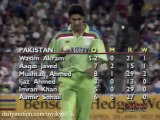 Wasim Akram Full Over (35th) that changed Pakistan Odi cricket History