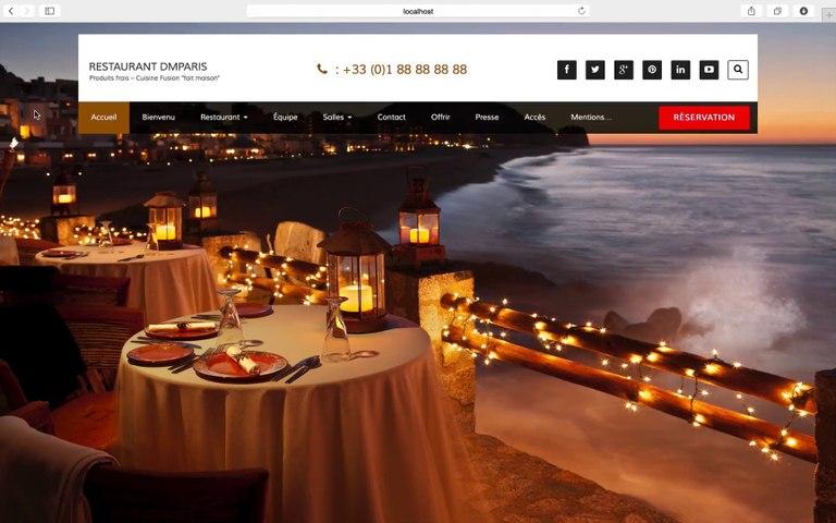 Restaurant DMPARIS