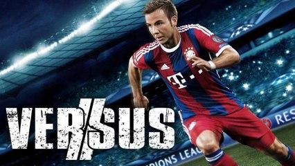 Versus - Pro Evolution Soccer 2015 - Quelle version de PES 2015 est la plus belle ?
