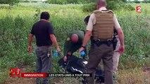 États-Unis : les destins tragiques des immigrés clandestins