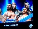FWI Smackdown, 14/11/14. Jeff Hardy, Sabu & Sami Zayn Vs The Rock, CM Punk & Matt Hardy,6 Man Tag Team Match
