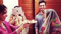 Salman Khan, Arpita Khan Recieves Warm Welcome In Delhi   Arpita Khan Marriage