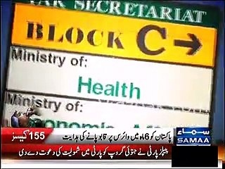 WHO says failure to contain Polio will result in international screening of Pakistani travelers