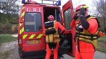 Intempéries dans le Gard: une famille emportée par les eaux, au moins 2 morts