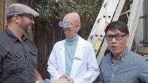 Journée Cosplay : Des costumes de fou : Professeur Farnsworth de Futurama, Harry Potter...!