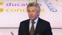 Laurent Beauvais, président de la Région Basse-Normandie, invité de La Voix est Libre ce samedi 15 novembre 2014