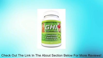 Ghi 65 Hca Pure Garcinia Cambogia Extract 180 Capsules All