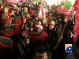 Rasheed warns of dire consequences if Imran arrested-Geo Reports-15 Nov 2014