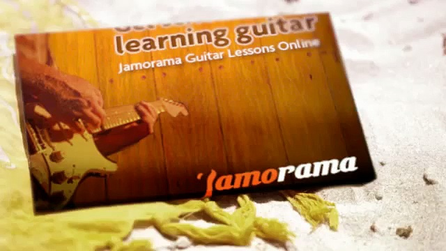 Jamorama Ultimate Guitar Learning Kit Download