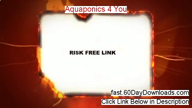 Aquaponics 4 You Pdf Download – Aquaponics 4 You