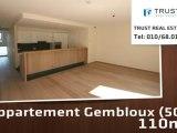 Te huur - Appartement - Gembloux (5030) - 110m²