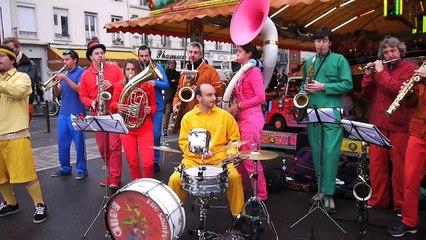 The Saints-Pères'Band : Zappa