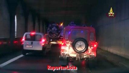 Alluvione a Genova, gli interventi di soccorso del 15 novembre 2014