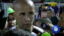 Réactions des joueurs et du coach après Algérie - Ethiopie