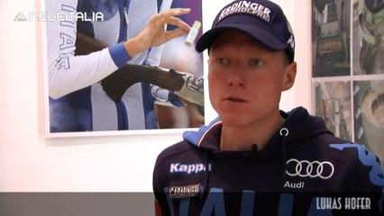 Biathlon - Intervista a Lukas Hofer