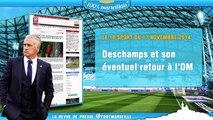 Deschamps et son retour à l'OM, les propos de Pape Diouf... La revue de presse de l'Olympique de Marseille !