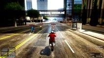 GTA 5 Funny Moments | Short Races! | GTA V Online | Grand Theft Auto San Andreas