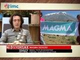 Ne Yiyorsak Oyuz - Magma dergisi (15 Kasım 2014)