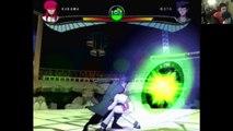 Kurama VS Roto In A YuYu Hakusho Dark Tournament Match / Battle / Fight - With Commentary