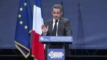 """Mariage pour tous : Nicolas Sarkozy évoque une """"abrogation"""" de la loi Taubira"""