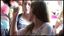Péniche de l'égalité à Trévoux :  rencontre avec le lycée de Villars les Dombes