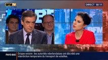 BFM Politique: L'interview de François Fillon par Apolline de Malherbe (1/6) - 16/11