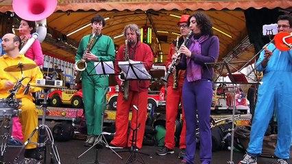 The Saints-Pères'Band (SPB) - Hava Nagila