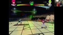 Kurama VS Gama In A YuYu Hakusho Dark Tournament Match / Battle / Fight - With Commentary