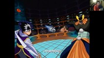 Hiei VS Bui In A YuYu Hakusho Dark Tournament Match / Battle / Fight - With Commentary