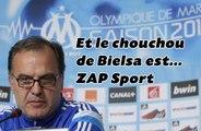 Et le chouchou de Bielsa est... Zap Sport insolite