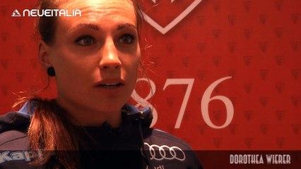 Biathlon - Intervista a Dorothea Wierer