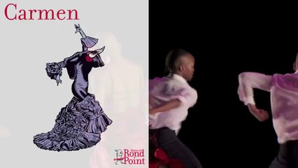 Carmen au Théâtre du Rond-Point