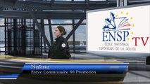 Portraits d'élèves : Episode 2 : Naïma, des cabinets de conseil à la Police nationale, histoire d'une reconversion