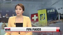 FIFA files criminal complaint against unnamed persons over World Cup bids