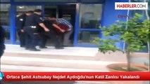 Astsubay Nejdet Aydoğdu'nu Şehit Eden Saldırgan Ortaca'da Yakalandı (2)